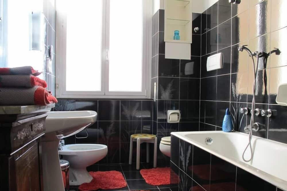 Comfort Double Room, Sea View - Bathroom