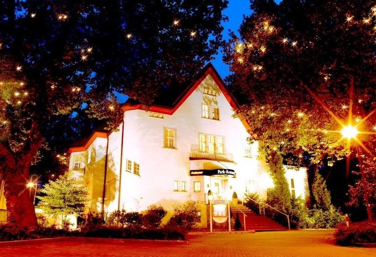 Parkhotel Herne, Herne, Hoteleingang