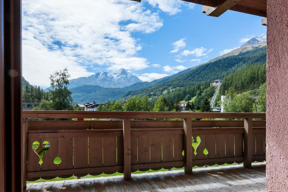 Панорамний двомісний номер - Балкон