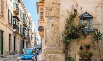 Nuotrauka: Valletta Archbishop Townhouse, Valeta
