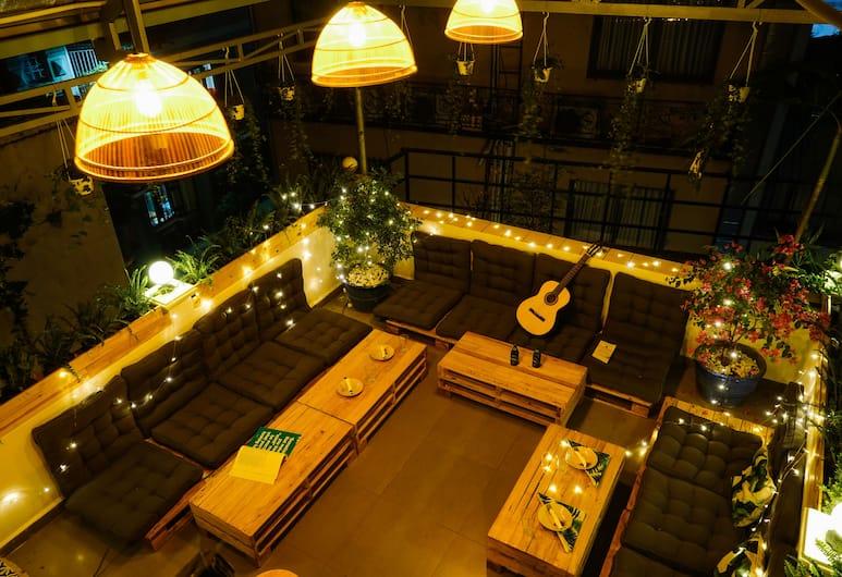 Tam Hostel, Ho Chi Minh City, Terrace/Patio