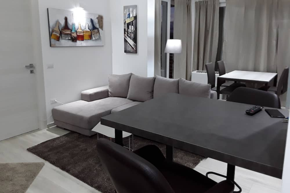 Departamento superior - Sala de estar