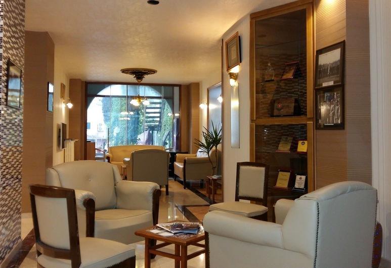 昂迪尔酒店, 埃尔巴, 大堂休息区