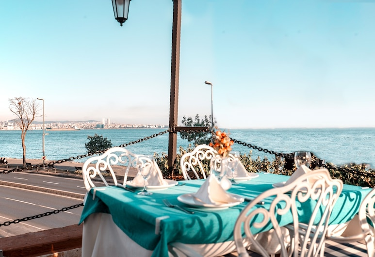Seven Hills Palace & Spa, Istanbul, Outdoor Dining