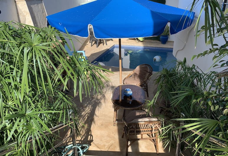 Au Coeur Des Plages De Harhoura Rabat, Harhoura, Classic Villa, 3 Bedrooms, Terrace/Patio
