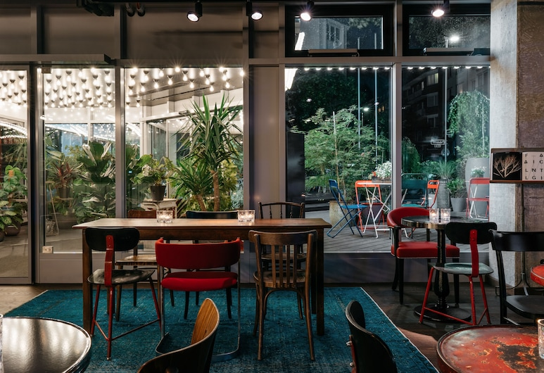 Ruby Leni Hotel Dusseldorf, Düsseldorf, Lobby Lounge