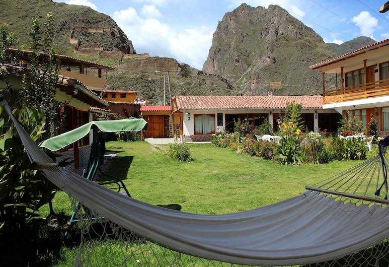 Hotel Tierra Inka Sacred Valley, Ollantaytambo, Garden