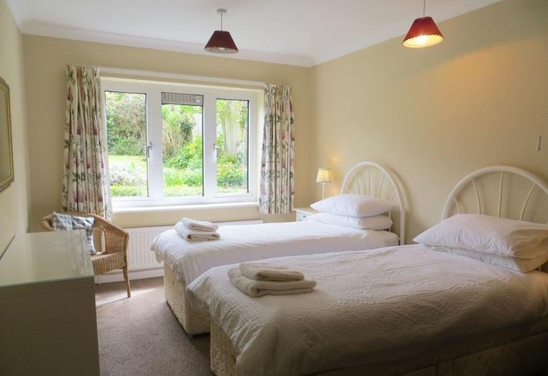 Harecroft Bungalow, Hunstanton, Feriehus - flere senge, Værelse
