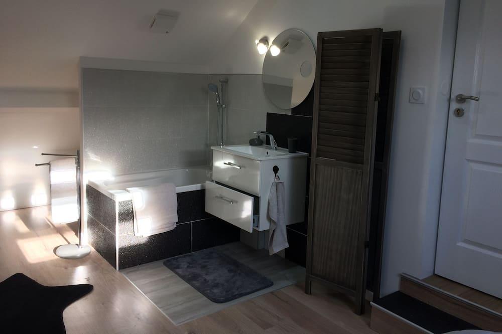 غرفة مزدوجة (Cinéma) - حمّام