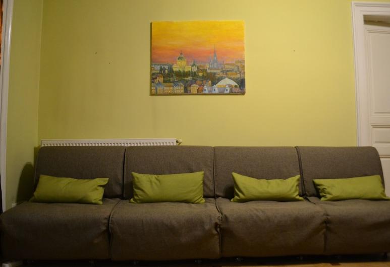 ليوسفير هوستل, Lviv, منطقة الجلوس في الردهة