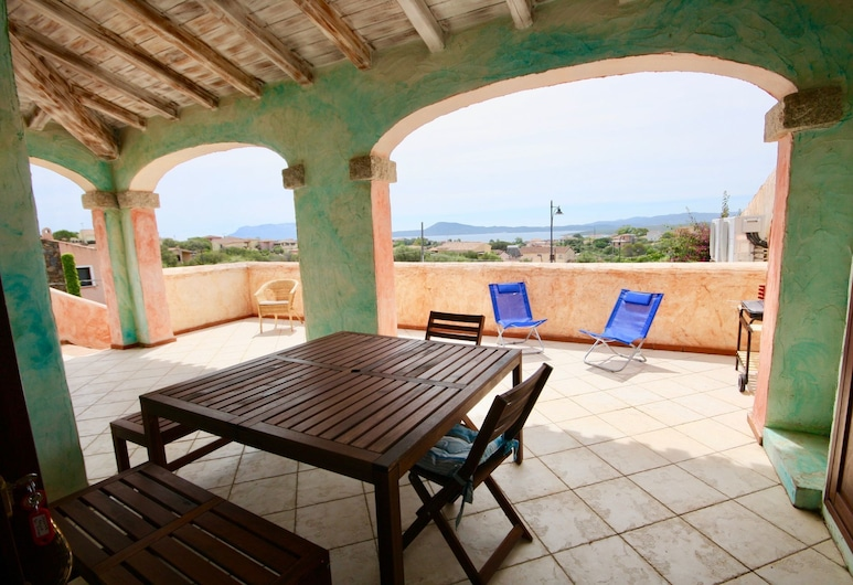 Casa Gabriella, Olbia, Apartment, 3Schlafzimmer, Terrasse/Patio