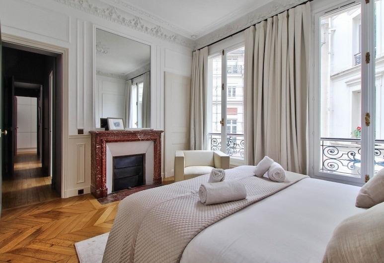 聖奧諾雷近郊 2 房桑普托斯公寓酒店, 巴黎, 奢華公寓, 客房