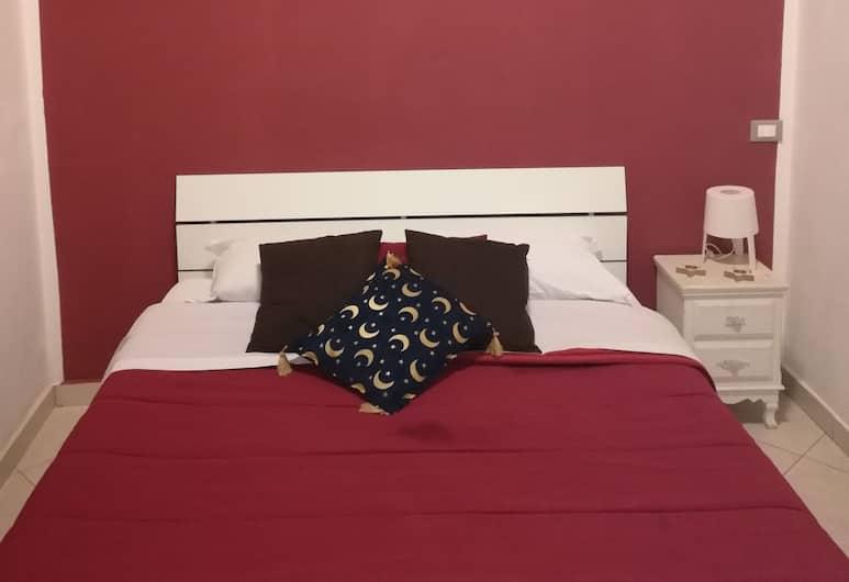 B&B Il Poeta, Palermo, Tek Büyük Yataklı Oda, Ortak Banyo, Oda