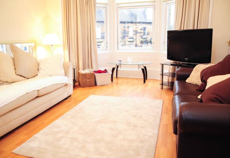 Family Glasgow Home Next Mounth Florida, Glasgow, Standard-Apartment, 2Schlafzimmer, Wohnzimmer