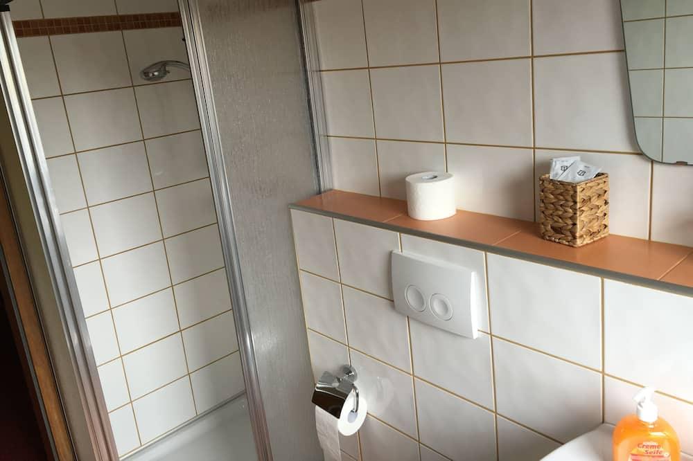 Habitación individual Premium, vistas al valle - Cuarto de baño