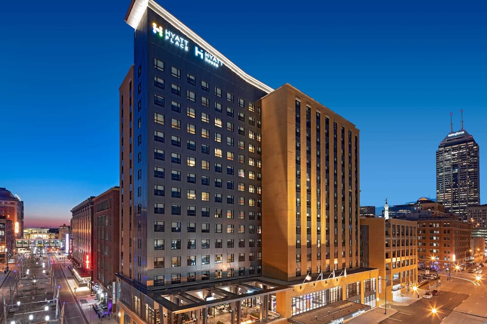 Hyatt Place Indianapolis Downtown, Indianapolis