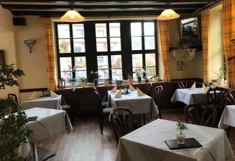Ebernburger Hof, Bad Kreuznach, Restaurant