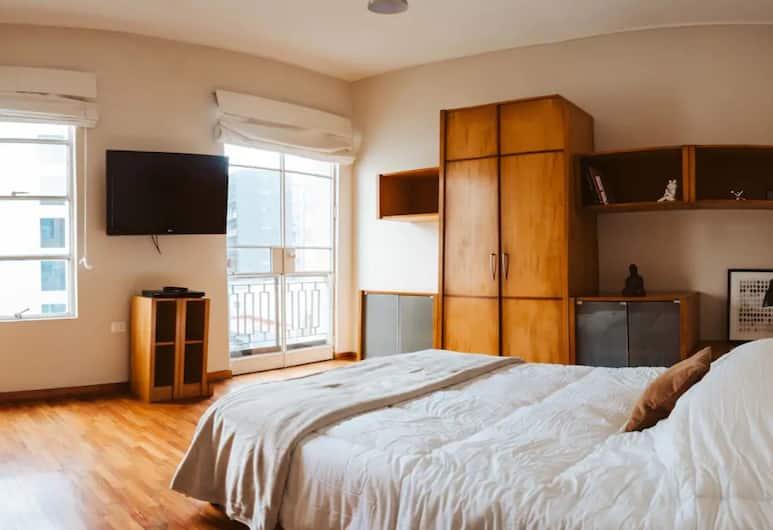 Excellent Location Classic Apt In Miraflores, Lima, Lägenhet - 1 sovrum, Rum