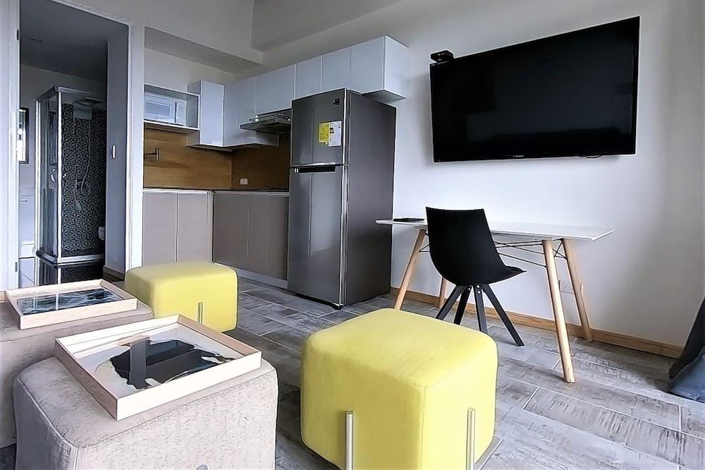 Διαμέρισμα, Περισσότερα από 1 Κρεβάτια, Μη Καπνιστών - Περιοχή καθιστικού