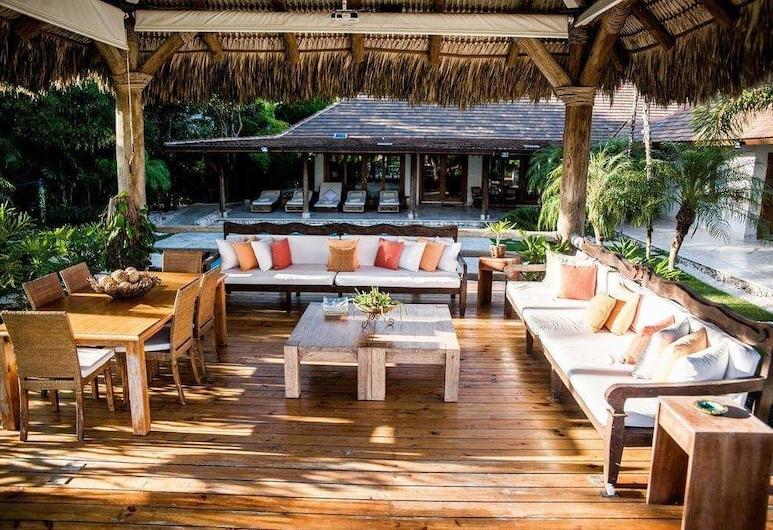 Villa CAP cana, Punta Cana, Basen