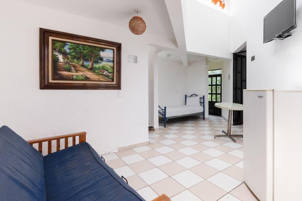 Standaard vierpersoonskamer - Woonruimte