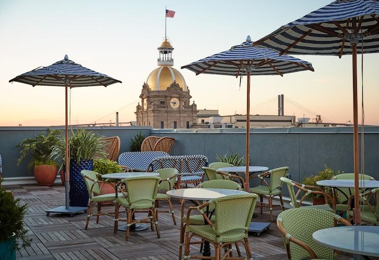 The Drayton Hotel, Savannah, Terrace/Patio