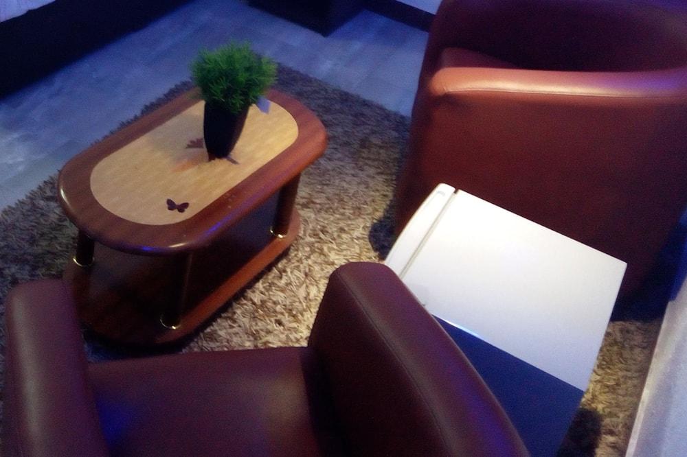 Deluxe-dobbeltværelse - ikke-ryger - Værelse