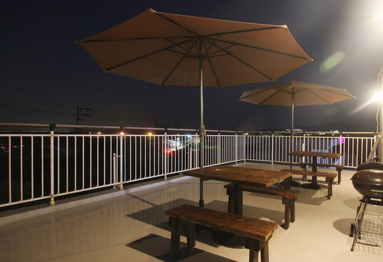 Varo Pension, Ganghwa, Room (Spa), Terrace/Patio