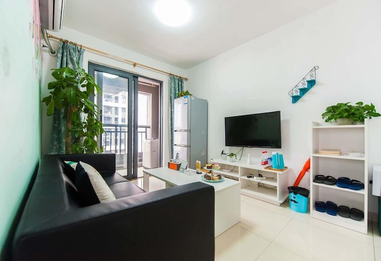 喜客屋酒店公寓, 深圳市, 豪華兩室一廳商務套房, 客房