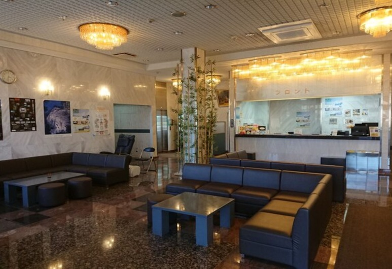 OYO Business Hotel Kawakami Kumano, Kumano, Quầy tiếp tân