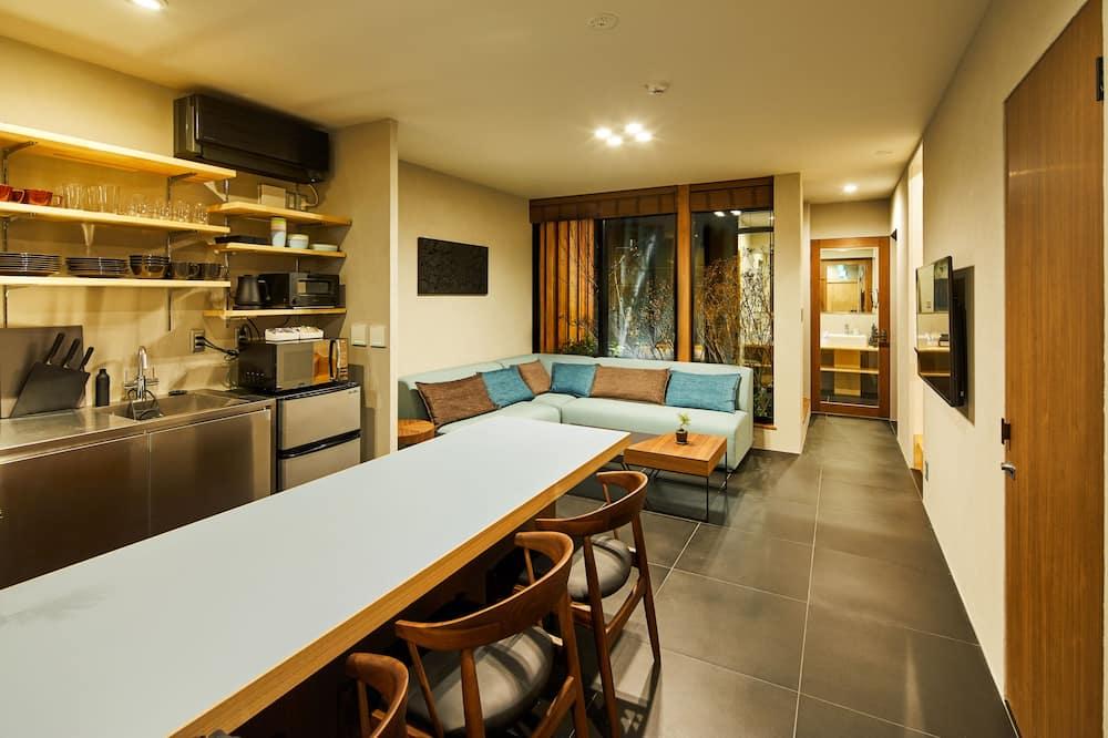 標準客房 - 客房內用餐