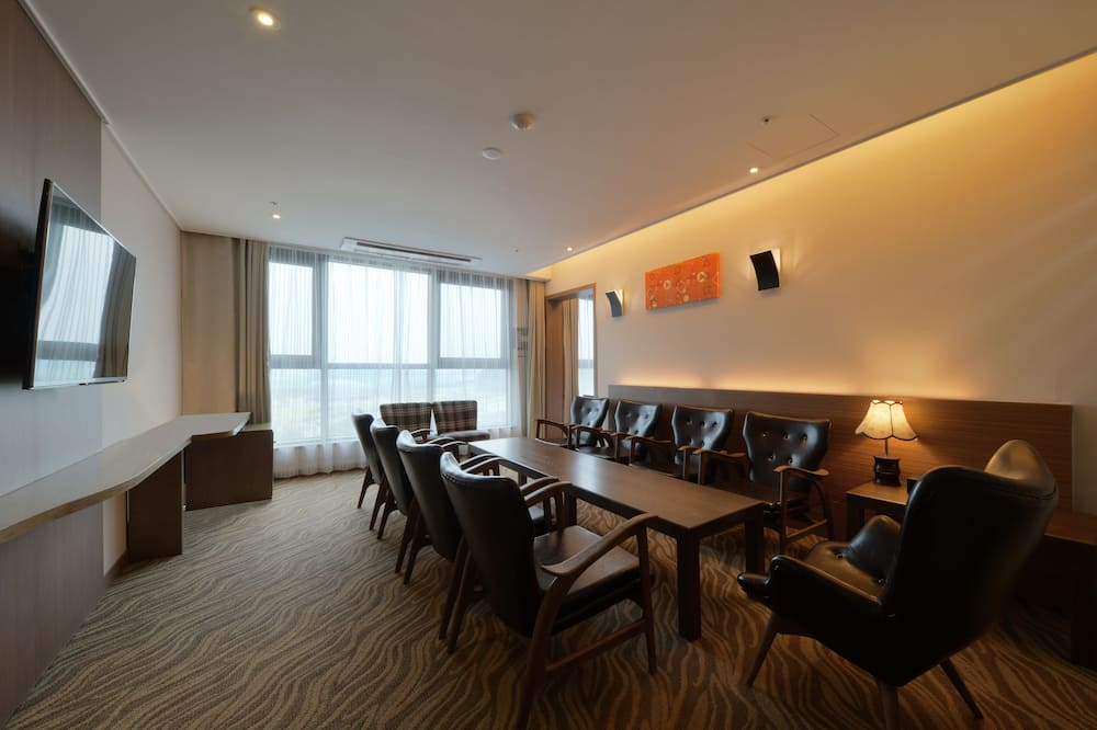 Royal-Suite - Wohnbereich