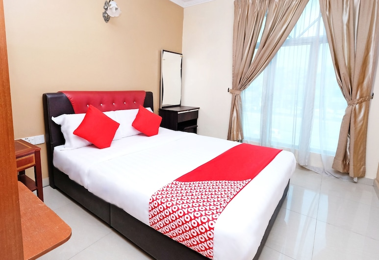 OYO 707 Ayuni Hotel, Bandar Baru Bangi, Quarto Duplo Standard, 1 cama queen-size, Não-fumadores, Quarto