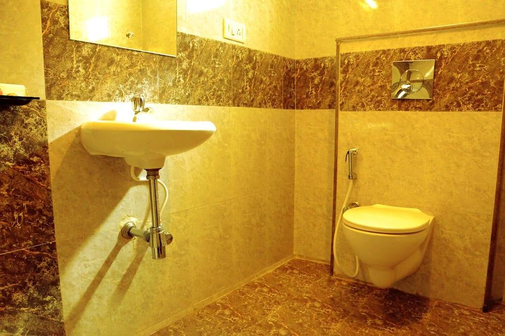 Deluxe Non AC Room - Vonios kambarys