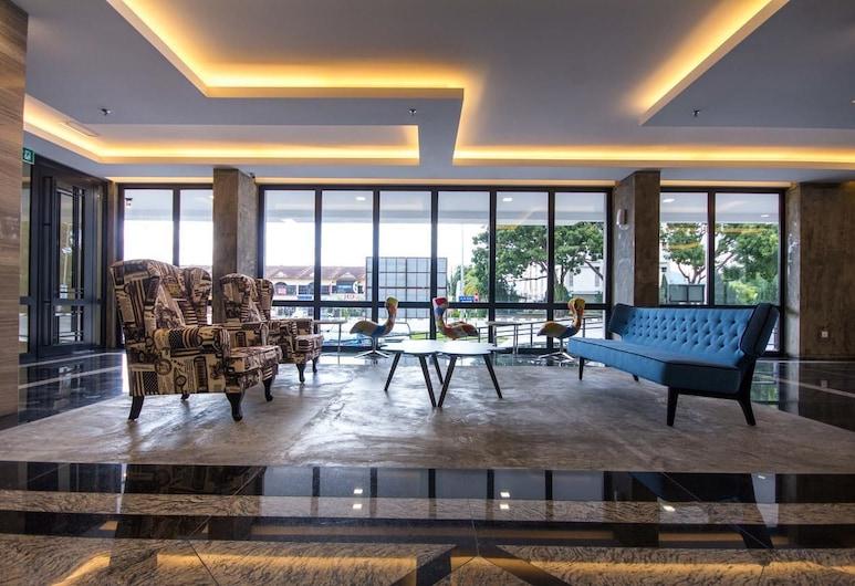 Manhattan Hotel Ipoh, Ipoh, Lobby Sitting Area