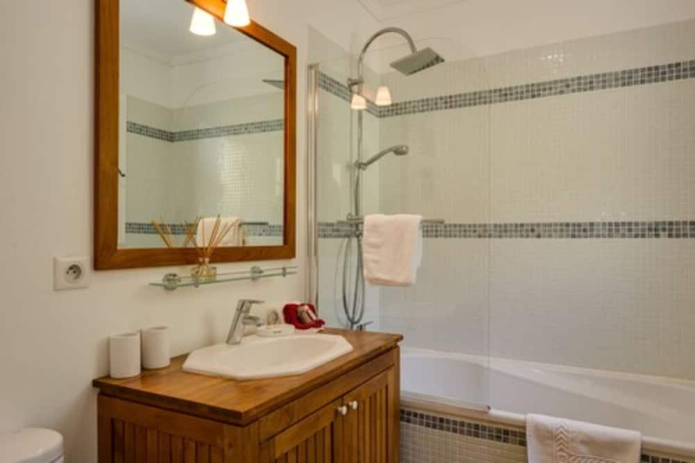 Double Room, Sea View (Tramontane) - Bathroom