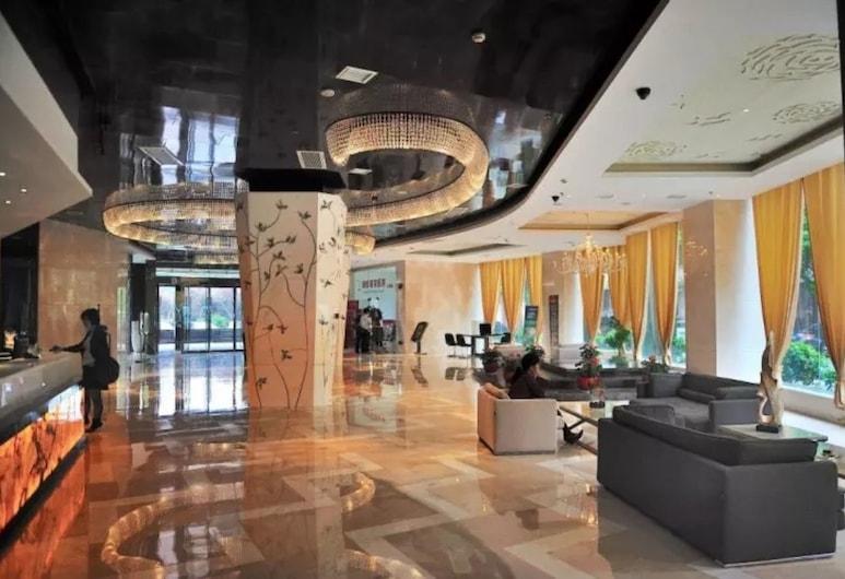 株洲豪逸酒店, 株洲市, 大廳休息區