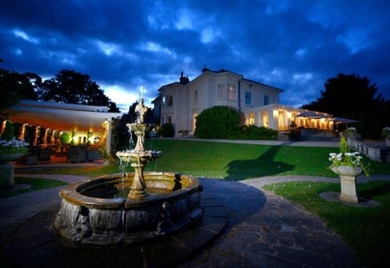 Munstone House Hotel, Hereford, Teras/Veranda