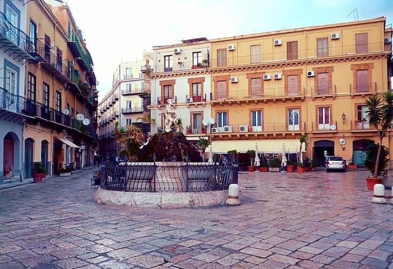 B&B I Cinque Continenti, Palermo, Esterni
