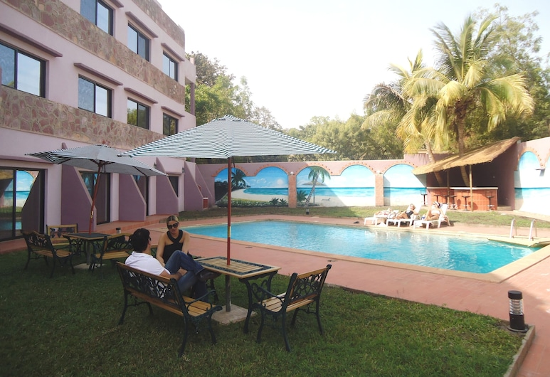 Le Relais, Bamako, Outdoor Pool