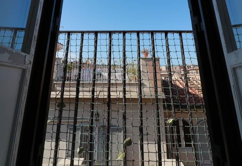 Locanda Parlamento, Rome, Kahetuba, vaade linnale, Vaade toast
