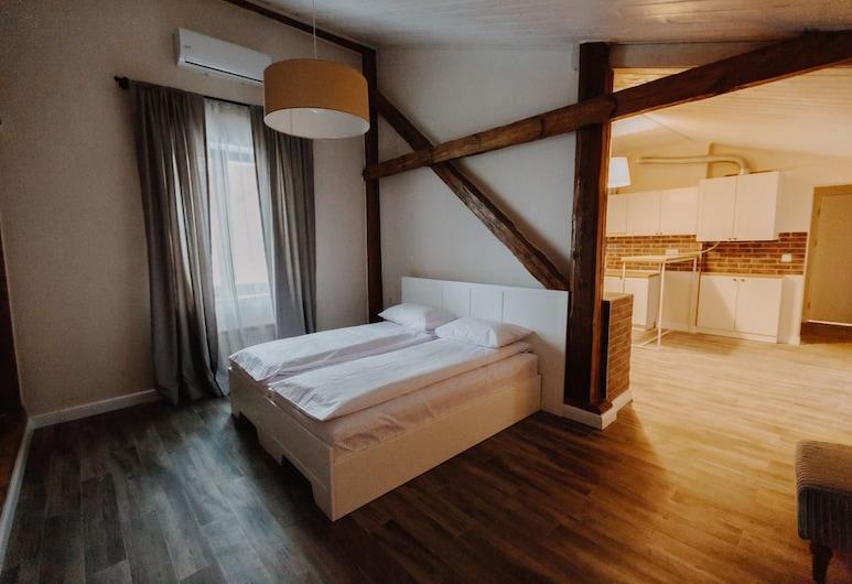 HOTEL10, Lviv, Design Apart Daire, Birden Çok Yatak, Sigara İçilmez, Avlu Manzaralı, Oda
