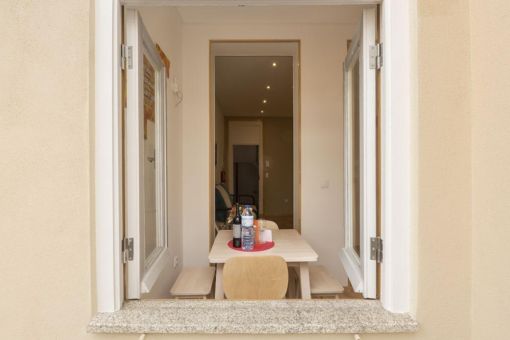 Studio typu Deluxe, balkon (2nd Floor) - Stravování na pokoji