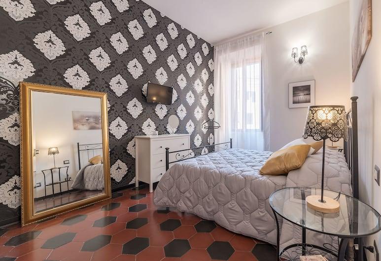 Testaccio Colourful Apartment, Rom, Lejlighed - 2 soveværelser, Værelse