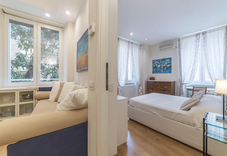 Parioli Garden Flat, Rome, Apartment, 1 Bedroom, Non Smoking, Room