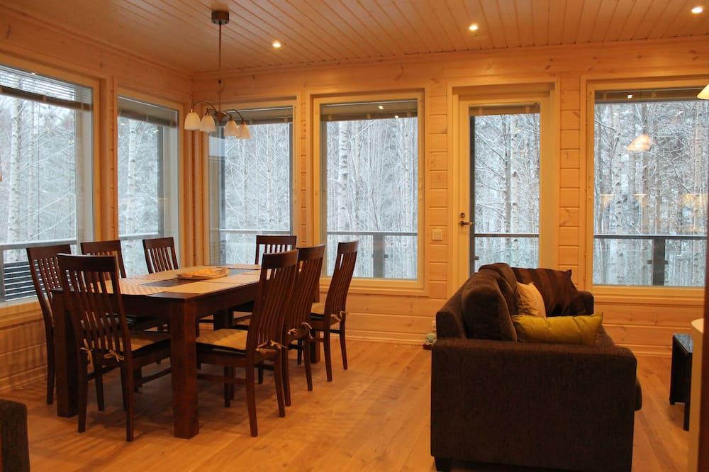 豪華公寓, 4 間臥室, 三溫暖 - 客廳