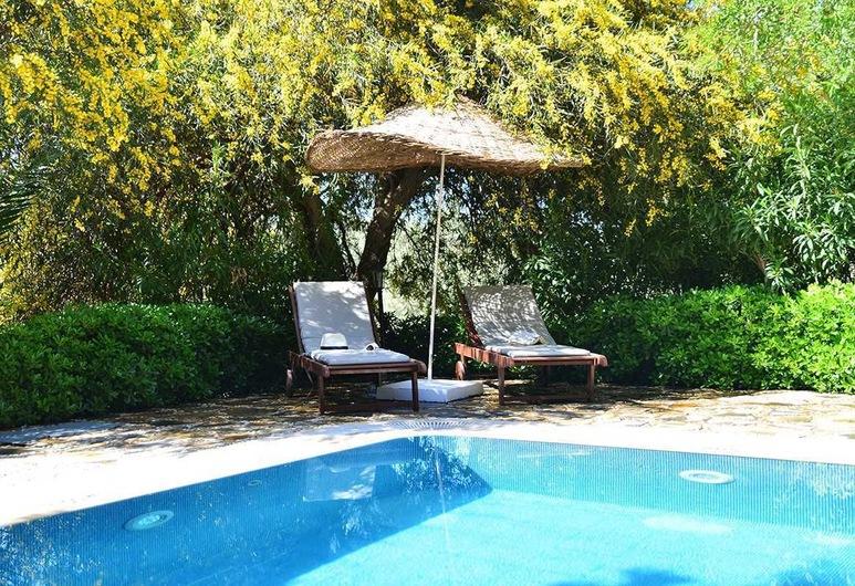 빌라 바칸, 보드룸, 야외 수영장