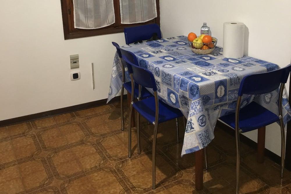 Appartement, 1 slaapkamer, Uitzicht op de stad - Woonkamer