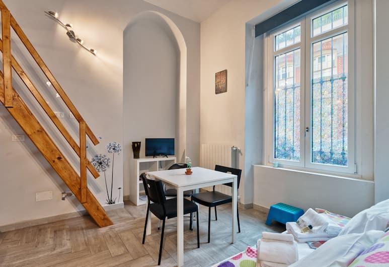 Torino Lungo Dora Studio, Torino, Monolocale, Pasti in camera