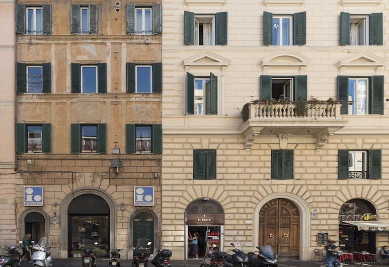 Rome@Home Monti Flats - Bilo, Roma, Otelin ön cephesi